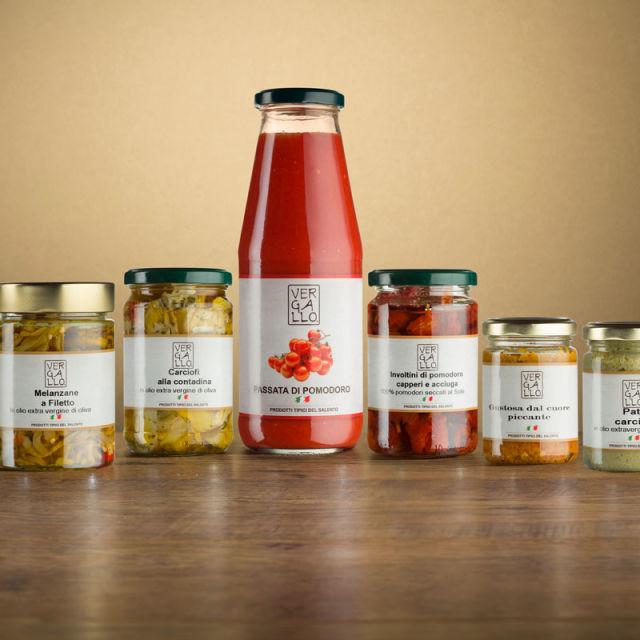 Servizio fotografico prodotti agro-alimentari Vergallo