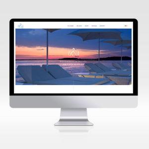 Sito internet Isola beach
