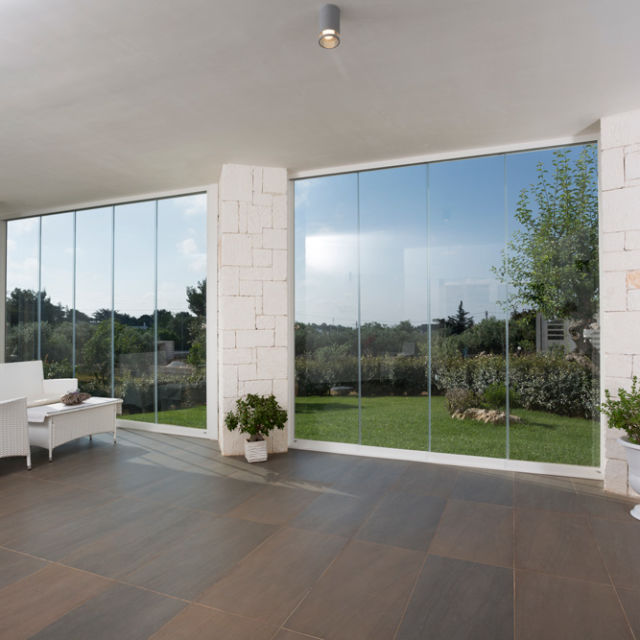 Servizio fotografico chirenti vetrate panoramiche