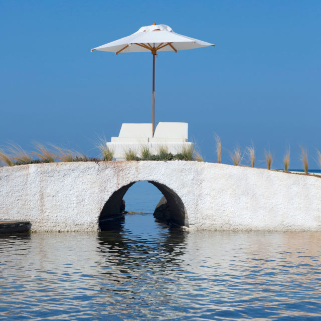 Servizio fotografico struttura ricettiva Isola beach