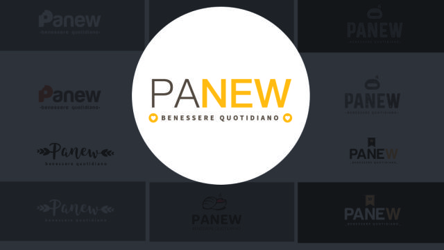 LOGO DESIGN e NAMING PANEW